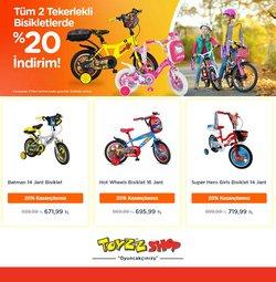 Toyzz Shop broşürdeki Toyzz Shop dan fırsatlar ( 9 gün kaldı)