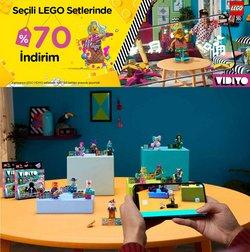 Toyzz Shop broşürdeki Toyzz Shop dan fırsatlar ( 23 gün kaldı)
