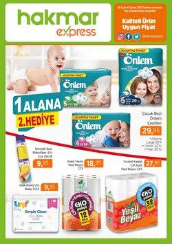 Antalya Hakmar Express kataloğu ( 5 gün kaldı )