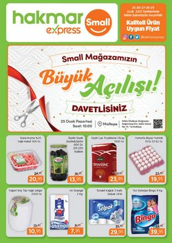 Antalya Hakmar Express kataloğu ( 2 gün kaldı )
