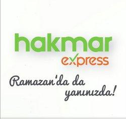 Hakmar Express kataloğu ( 3 gündür yayında )