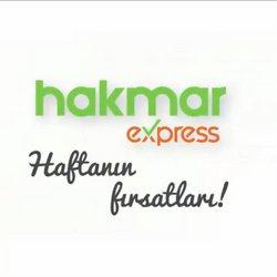 Hakmar Express kataloğu ( Yarın son gün)