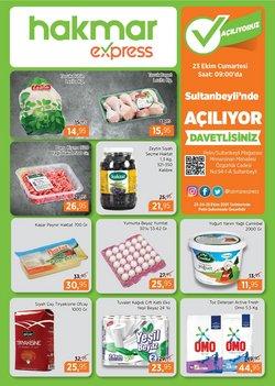 Hakmar Express broşürdeki Hakmar Express dan fırsatlar ( Bugün yayınlandı)