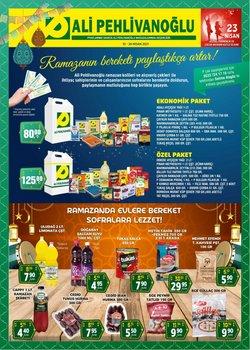 Pehlivanoğlu broşürdeki Ramazan dan fırsatlar ( 3 gün kaldı)