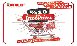 İstanbul broşürdeki Onur Marketdan fırsatlar