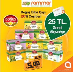 İstanbul broşürdeki Rammardan fırsatlar