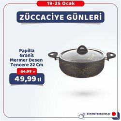 Süpermarket fırsatları Ankara Kim Market kataloğu ( 3 gün kaldı )