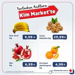 İzmir Kim Market kataloğu ( Bugün son gün )