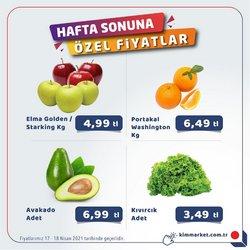 İstanbul Kim Market kataloğu ( Süresi geçmiş )