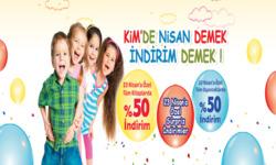 İstanbul broşürdeki Kim Marketdan fırsatlar