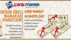 Çarşı Market kataloğu ( Süresi geçmiş )