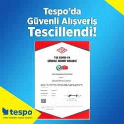 İzmir Tespo kataloğu ( Süresi geçmiş )