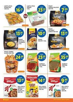 Süpermarket fırsatları Tespo kataloğu ( 10 gün kaldı )