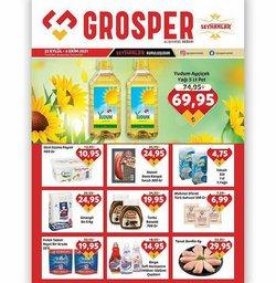 Grosper broşürdeki Grosper dan fırsatlar ( Dün yayınlandı)