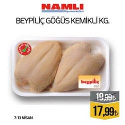 İstanbul Namlı Hipermarketleri kataloğu ( Süresi geçmiş )