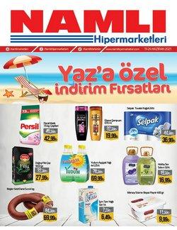 Namlı Hipermarketleri broşürdeki Namlı Hipermarketleri dan fırsatlar ( 10 gün kaldı)