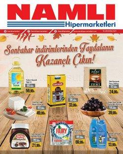 Namlı Hipermarketleri kataloğu ( Dün yayınlandı)