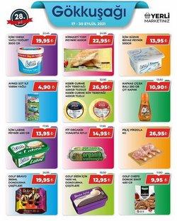 Gökkuşağı Market broşürdeki Gökkuşağı Market dan fırsatlar ( 8 gün kaldı)
