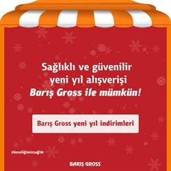 İzmir Barış Gross Market kataloğu ( Süresi geçmiş )