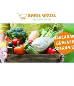 İzmir Barış Gross Market kataloğu ( Bugün son gün )