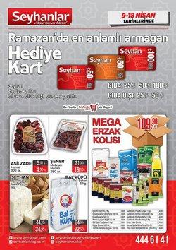 Bursa Seyhanlar kataloğu ( Süresi geçmiş )