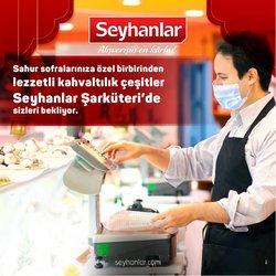 Süpermarket fırsatları Gemlik Seyhanlar kataloğu ( 2 gün kaldı )