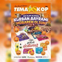 Tema Market broşürdeki Tema Market dan fırsatlar ( Yarın son gün)