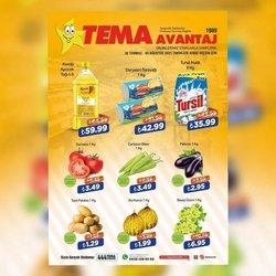 Tema Market broşürdeki Tema Market dan fırsatlar ( 2 gün kaldı)