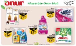 İstanbul broşürdeki Onur Hipermarketleridan fırsatlar