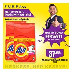 Süpermarket fırsatları İstanbul Furpa kataloğu ( Bugün son gün )