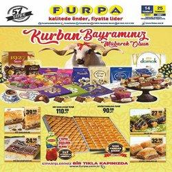 Furpa broşürdeki Furpa dan fırsatlar ( Süresi geçmiş)