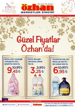 Özhan Marketler Zinciri kataloğu ( 2 gün kaldı )