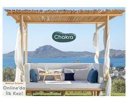 Chakra broşürdeki Chakra dan fırsatlar ( Bugün yayınlandı)