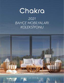 Chakra broşürdeki Ev ve Mobilya dan fırsatlar ( Bugün yayınlandı)