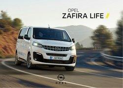 Opel broşürdeki Araba ve Motorsiklet dan fırsatlar ( Uzun geçerlilik)