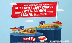 İstanbul broşürdeki Burger Kingdan fırsatlar
