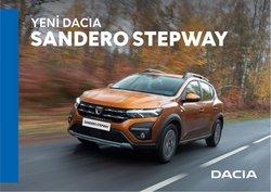 Dacia kataloğu ( Dün yayınlandı )