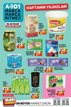 Süpermarket fırsatları Ankara A101 kataloğu ( Bugün son gün )