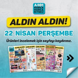 Ankara A101 kataloğu ( 7 gün kaldı )