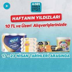 Ankara A101 kataloğu ( Bugün son gün )