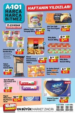 Bursa A101 kataloğu ( Bugün son gün )