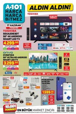 A101 broşürdeki Ev ve Mobilya dan fırsatlar ( Yarın son gün)