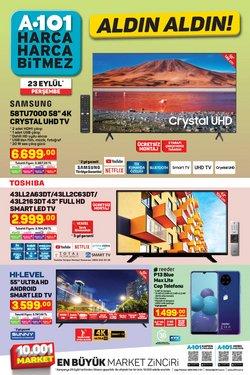 A101 broşürdeki A101 dan fırsatlar ( 3 gün kaldı)
