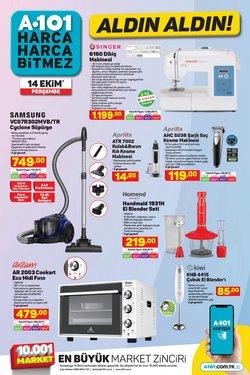 A101 broşürdeki Samsung dan fırsatlar ( Bugün yayınlandı)