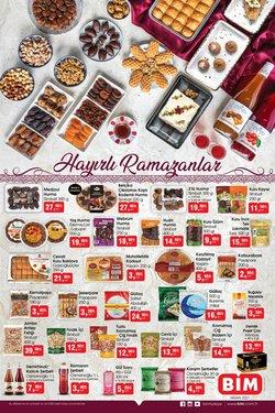 BİM broşürdeki Ramazan dan fırsatlar ( 7 gün kaldı)