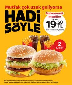 McDonald's kataloğu ( 10 gün kaldı )