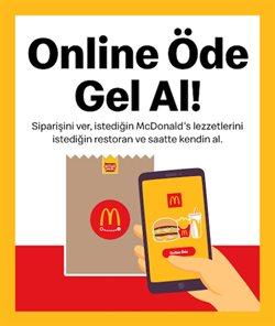 Kafe ve Restoranlar fırsatları Erzurum McDonald's kataloğu ( 14 gün kaldı )