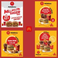 McDonald's kataloğu ( 4 gün kaldı)