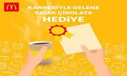 İstanbul broşürdeki McDonald'sdan fırsatlar
