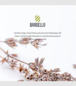 Bargello broşürdeki Kozmetik ve Bakım dan fırsatlar ( 8 gün kaldı)